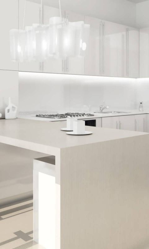 480x800 Wallpaper furniture, white, bathroom, kitchen