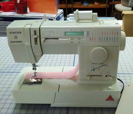 singer anniversary sewing machine