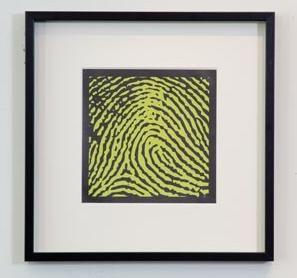 Your fingerprint as abstract art    http://www.freshtrend.com/dna-artwork.html