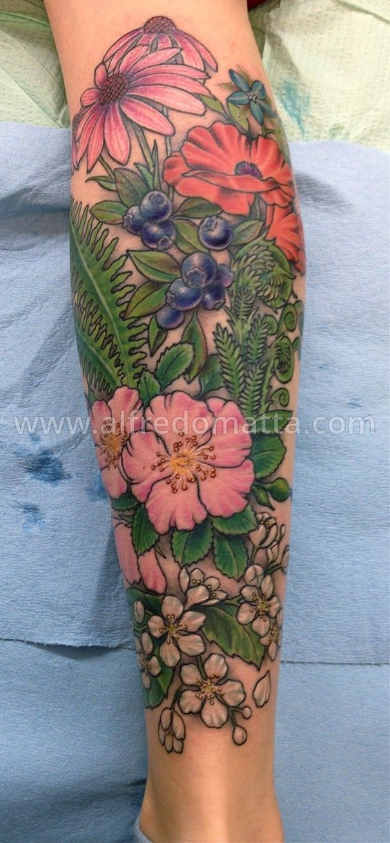 35 best tattoo images on pinterest pine tree tattoo for Garden tattoos designs