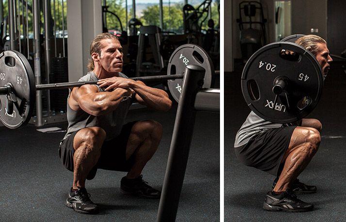Craig Capurso's 14 Tips For Bigger Legs - Bodybuilding.com