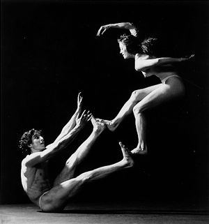 Daniel Ezralow, Ashley Roland ISO DANCE COMPANY, 1988