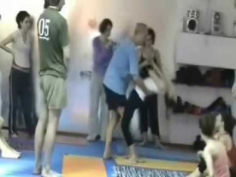 Ashtanga Yoga Practice Level A   Teacher Training by Jean Claude Garnier