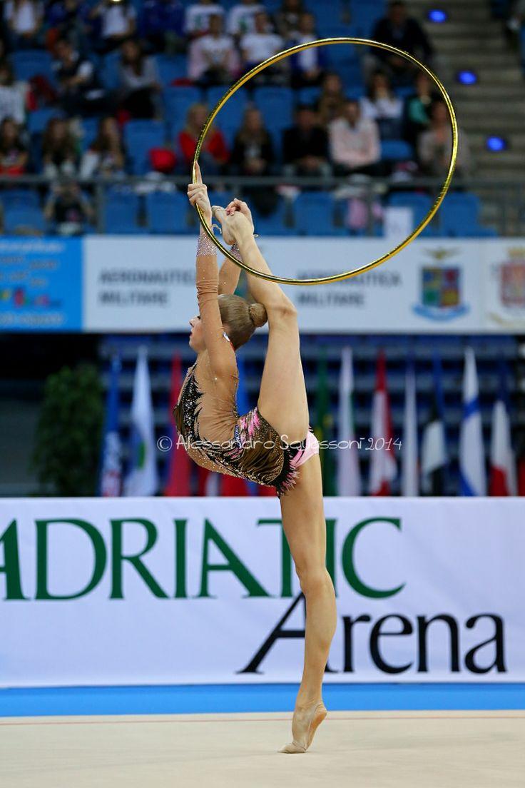 Image forward roll jpg gymnastics wiki - Yana Kudryavtseva