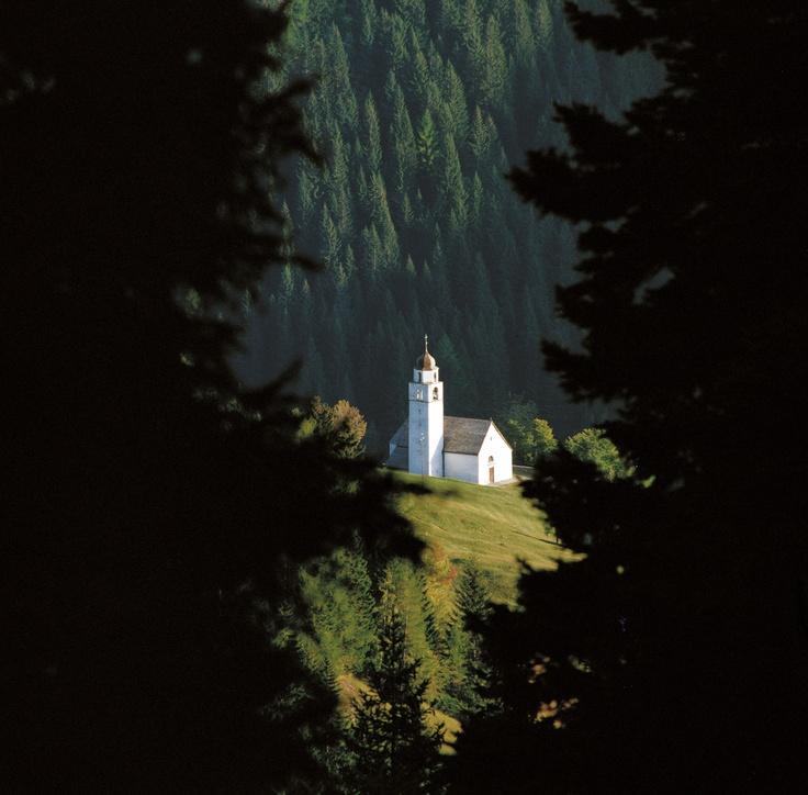 """""""Chiesetta di Palu'"""" - Val dei Mocheni  - Trentino"""