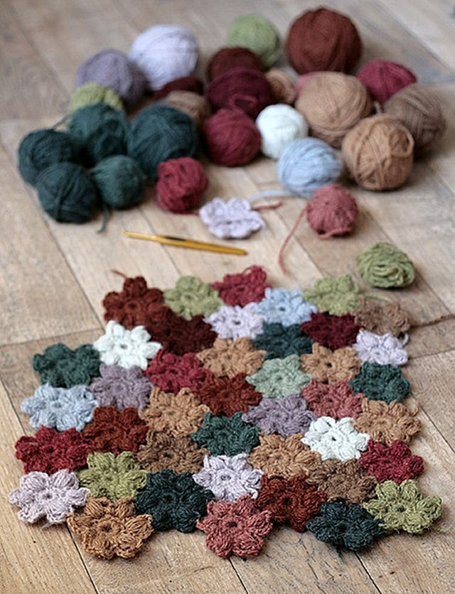 The Yarn Over List: Textured Bliss