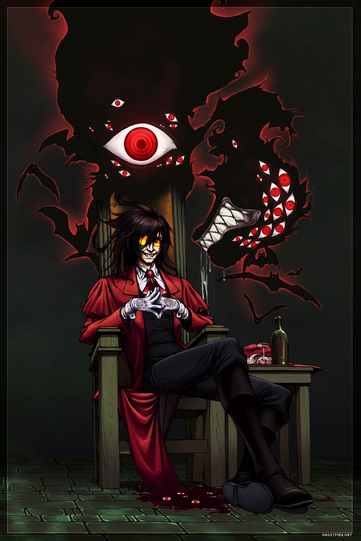 Hellsing - Unchained by *ghostfire on deviantART
