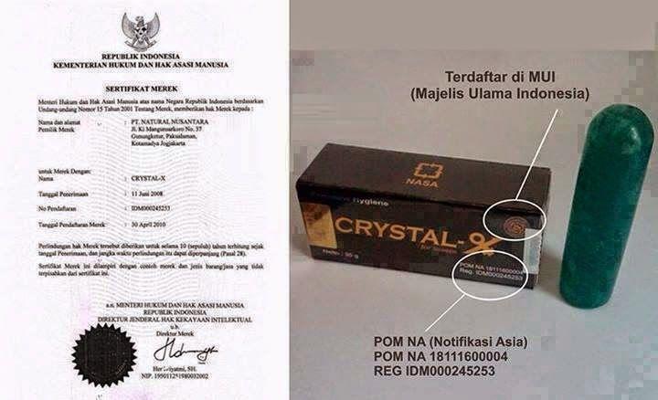 Ijin Crystal X