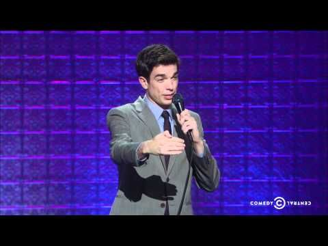 John Mulaney - Terrible Driver (Comedy Central) One of the funniest things I have ever heard.