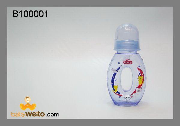 B100001  Botol Susu Model Donat  BPA Free  Warna sesuai gambar  Ukuran :140ml  IDR 40*