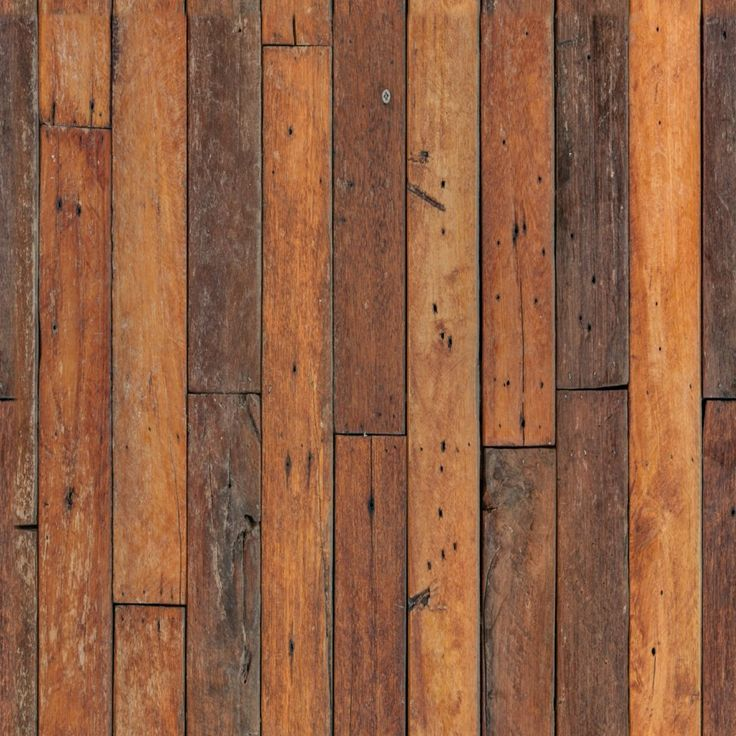 Brown Wood Texture Plank BPR Material Background Wooden