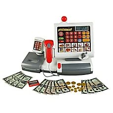 image of Theo Klein Electronic Toy Cash Register