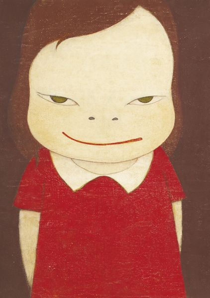 Yoshitomo Nara @Bio Yoshimoto como eu amo essa japinha!!!