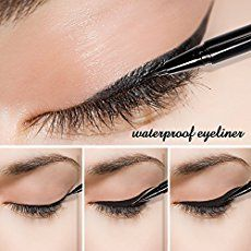 How to apply eyeliner after 40 & the best ones to use!      40+ Style