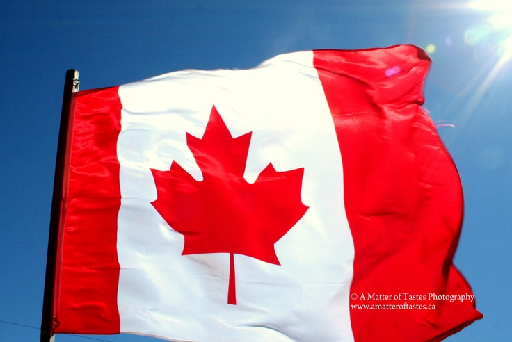Canada Day - Flag © A Matter of Tastes Photography                                                                                                             www.amatteroftastes.ca