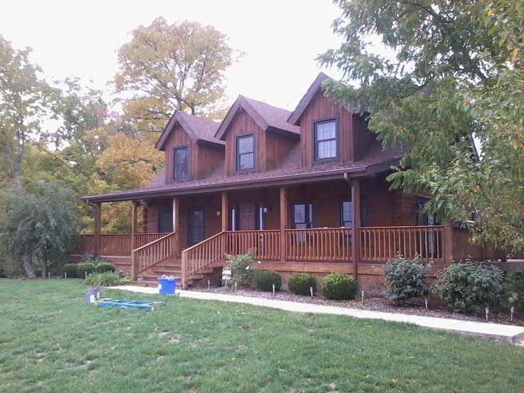 18 best Larrys Home Designs images on Pinterest | Log homes, Log ...