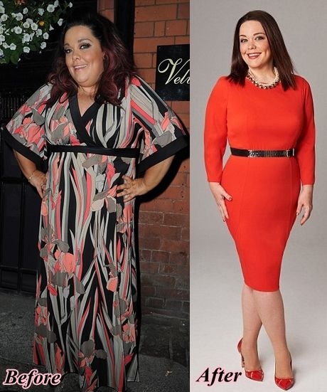 Lisa Riley Weight Loss Diet Workout Plan Before And After ...