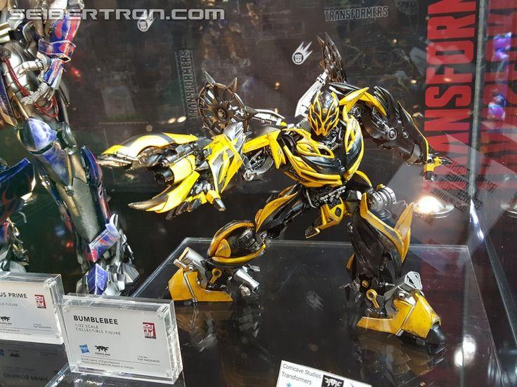 Transformers News: Toy Fair 2016 - Comicave Studios Transformers Collectable Figures #HasbroToyFair #TFNY