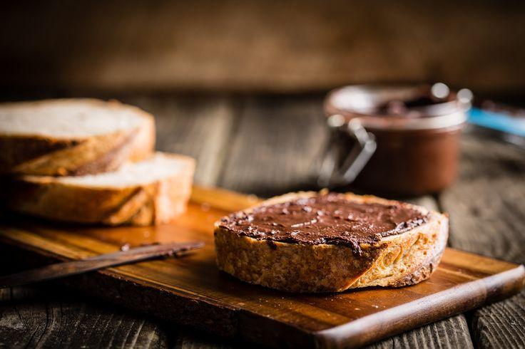 Meilleur et moins sucré que le nutella! #bouffe #dessert #weekend #foodporn #miam #chocolat #food #chocolate #mangeraveclesyeux #sante #healthy #cuisine #brunch #breakfast