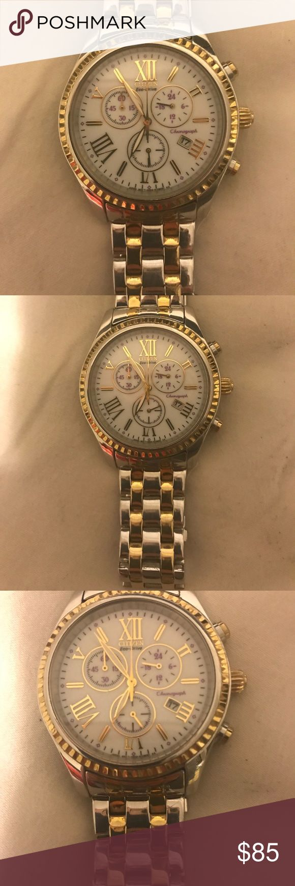 Women's Citizen Eco drive watch Purchased from Kay Jewelers. Great condition, works great. Citizen eco drive women's watch. Citizen Accessories Watches