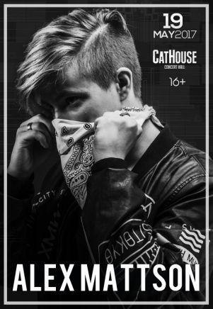 Suomalainen Alex Mattson valloittaa CatHousen ja saa liikkumaan tanssilattialla. Mattson on ensimmäinen suomalaissooloartisti, joka on kiinnitetty Grammy-palkitulle Ultra Musicille. UFO feat. Solamay on kappale, joka nosti Mattsonin esiin. Hän on tehnyt lukuisia remixejä, mm. norjalaiselle popsensaatiolle Marcus & Martinus. #alexmattson #cathouse #eckeröline #tallinna #tallinn