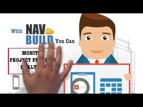 NAVBUILD for Dynamics NAV, Comprehensive out-of-the-box capabilities and rapid implementation, flexible deployment options help Construction and Project-centric enterprises up and running quickly, and affordably. Combined with Microsoft NAV ERP foundation, NAVBUILD enable you to successfully plan, manage, standardize your business processes and best practices across all your projects, Control and deliver projects successfully.