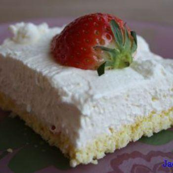 Suikervrije en glutenvrije monchoutaart