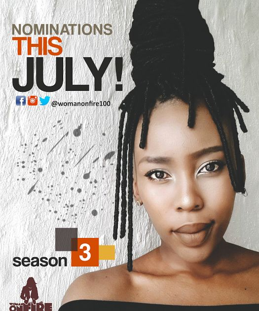 Get your lovely selves ready folks  its almost time to send in your nominations for WOMAN ON FIRE 100 Most Beautiful SEASON 3!NFOB GLOBAL ENTERTAINMENT is pleased to announce that nominations for the 2017 list of Benues most breathtaking beauties working women in service to community will officially open this July.WOF believes that women are the strongest moving force behind todays economy. WOF (The Beauty of 100) seeks to celebrate women who defy all odds to stand out successfully. The WOF…