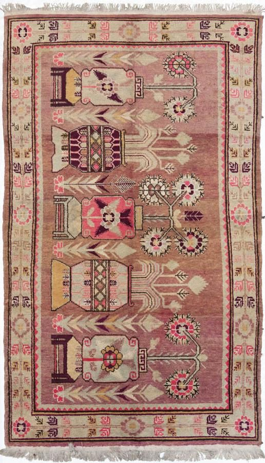 Khotan Shop Antique u0026 Vintage Rugs From ABC Carpet - ABC Carpet u0026 Home This  could be amazing for a Hip Little Girls Room