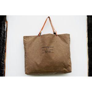 Merchant & Mills Oilskin Bag Kit - Warp & Weft | Exquisite Textiles