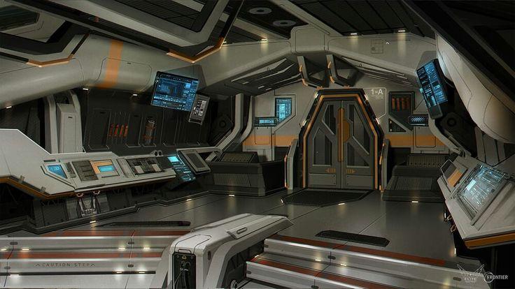 elite dangerous python interior concept scifi interiors pinterest. Black Bedroom Furniture Sets. Home Design Ideas