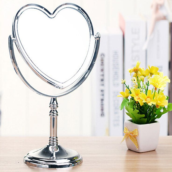 Beauty Compact Cosmetic Mirror Makeup 3X Double Sided Make up Mirror With Light Plastic Vanity Table Magnifying Mirror Portable-in Makeup Mirrors from Health & Beauty on Aliexpress.com   Alibaba Group