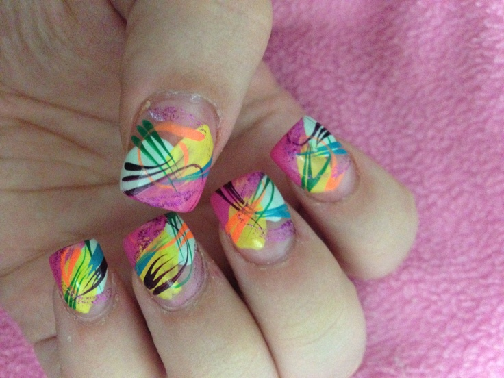 Nail design spring time! | AMAZING Nail Ideas! | Pinterest ...