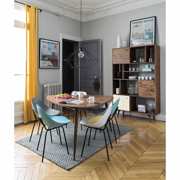 Best 20 fauteuil salle manger ideas on pinterest for Table de salle a manger maison du monde