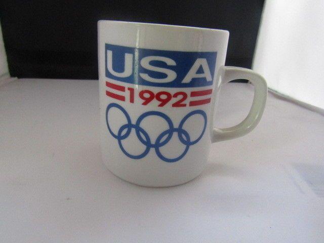 USA 1992 Olympics mug