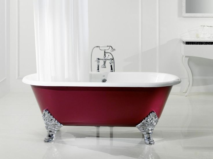 1000+ images about Claw foot tub on Pinterest  Galvanized ...