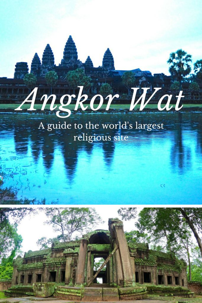 Visiting the Angkor Wat Temples