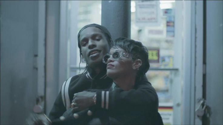 It's here #NAVY! Rihanna stars in ASAP Rocky's new video!...