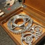 Mechanical Secret Compartment in Custom Jewelry Box