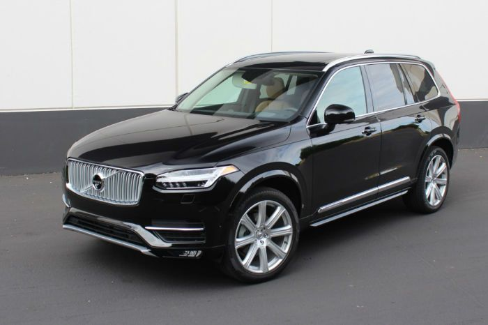 2017 Volvo XC90 T6 Inscription SUV is featured trim of XC90 for 2017. The new 2017 Volvo XC90 T6 Inscription SUV is the highly fascinating luxury crossover with stylish looks and the latest safety features.