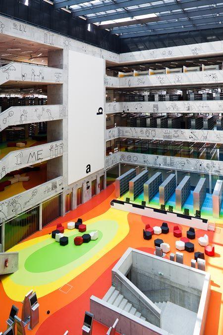 National Technical Library in Prague by Projektil Architekti