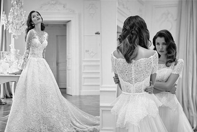 aa221d90165ef 2019 Modası Sırt Dekolteli Gelinlik Modelleri – #moda #kadın #gelinlik  #dekolte #yeni #nikah #düğün