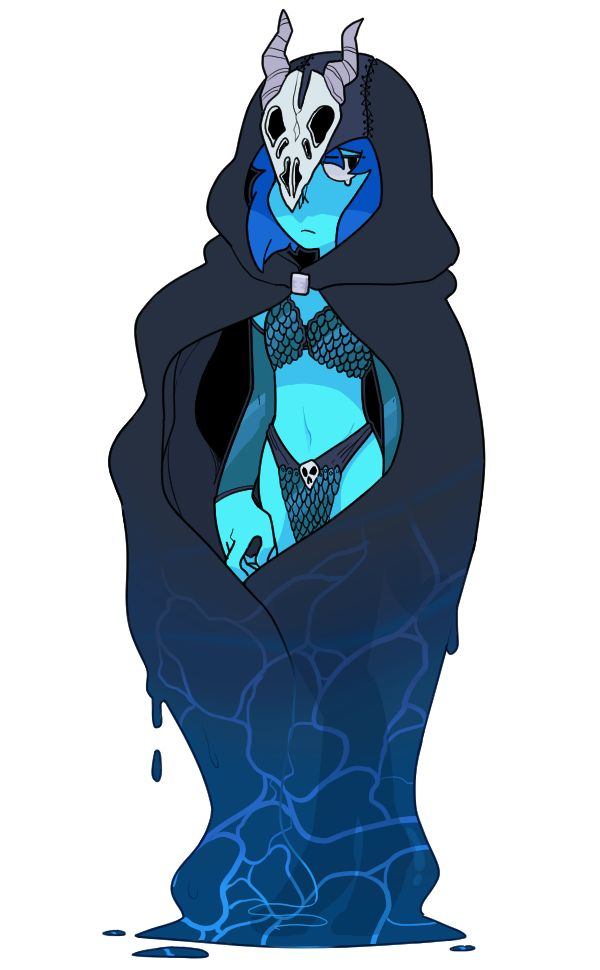 procrastination dooble of a water witch