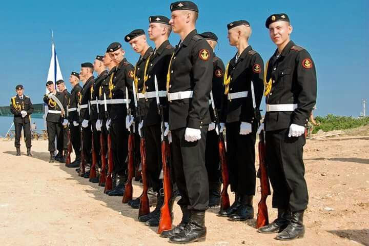Rus deniz özel kuvvetleri