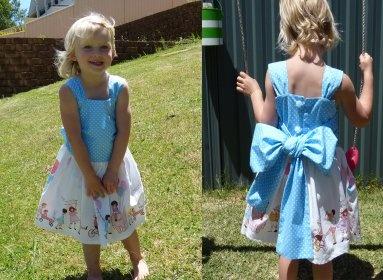 Violette Fields Fiona dress