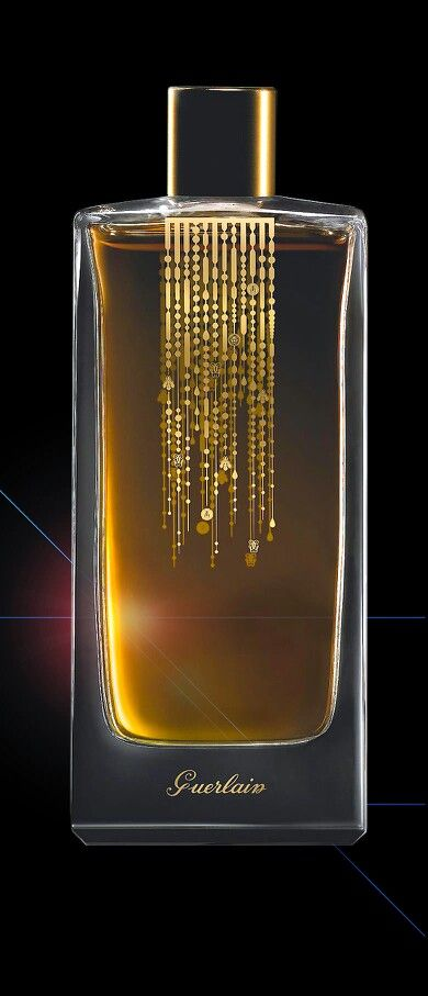 Guerlain | Luxurydotcom via Luxury Fragrance - http://amzn.to/2iFOls8