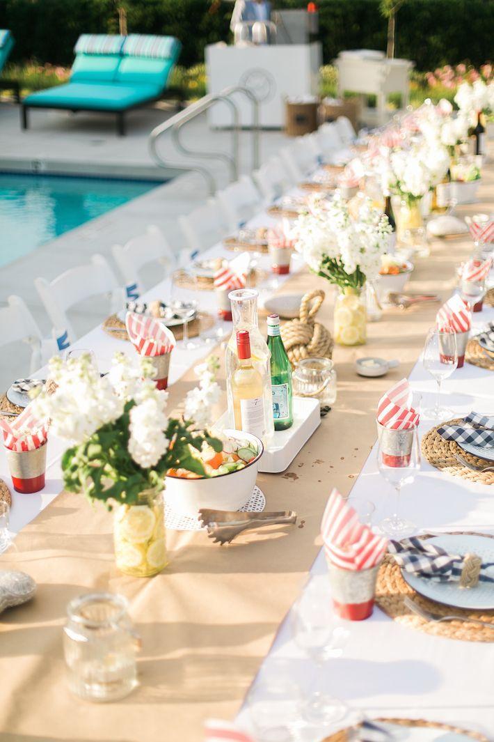 | Clam Bake Dinner Party | http://monikahibbs.com