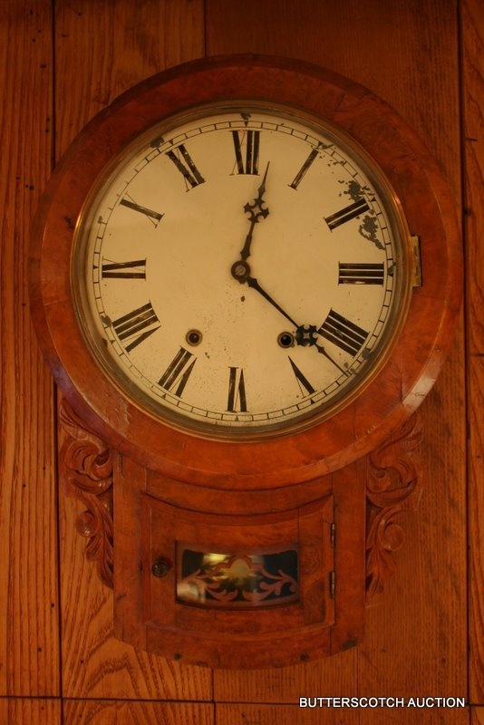 Regulator Wall Clock Plans Woodworking Projects Amp Plans