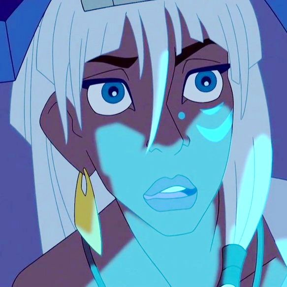 Day 2: Favorite Princess is Kida from Atlantis. She is curious, loves her people, and is adorable yet dangerous--basically everything I aspire to be. Disclaimer: Elsa is my favorite disney princess, but because she is a queen for a majority of the movie, I have to say she is a queen.
