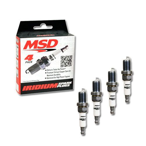 MSD Ignition Iridium Spark Plug 7 IR5Y PN:37254
